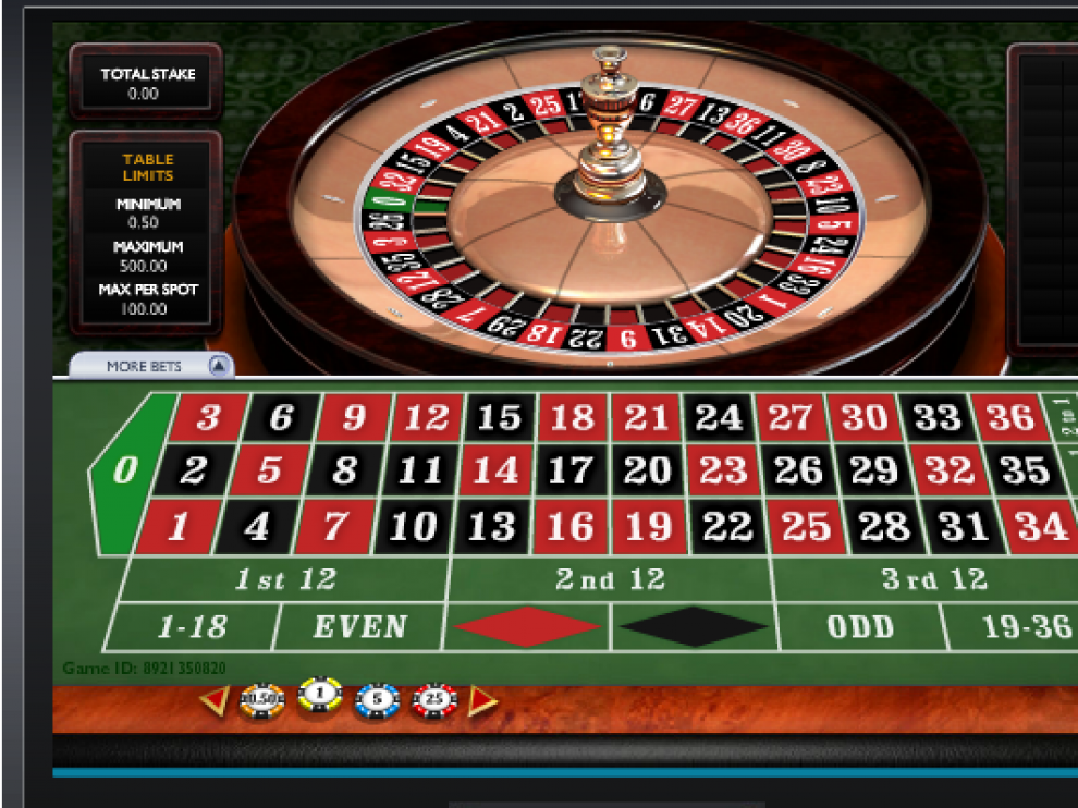 La ruleta es uno de los juegos online más populares.