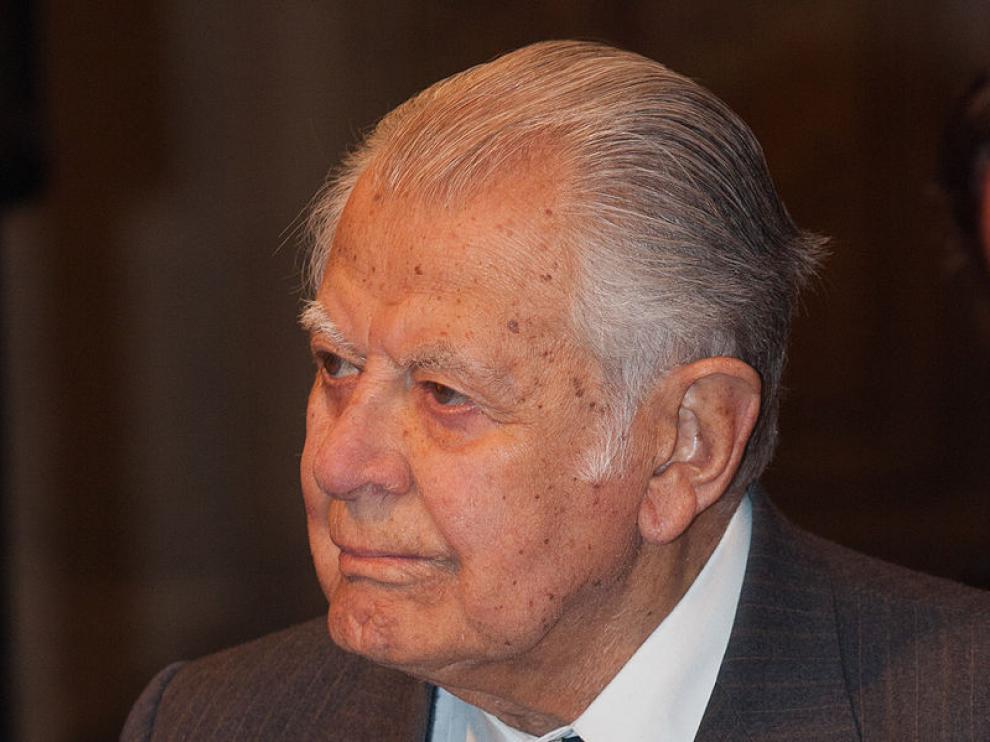 Patricio Aylwin en 2011