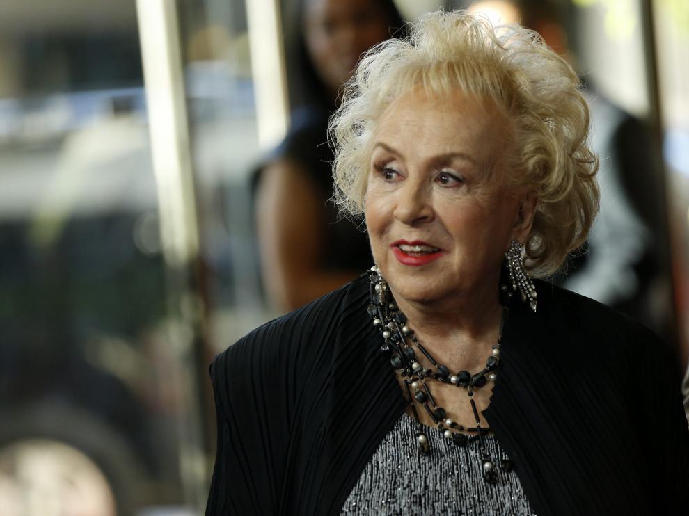 La actriz ha fallecido a los 90 años por causas naturales.
