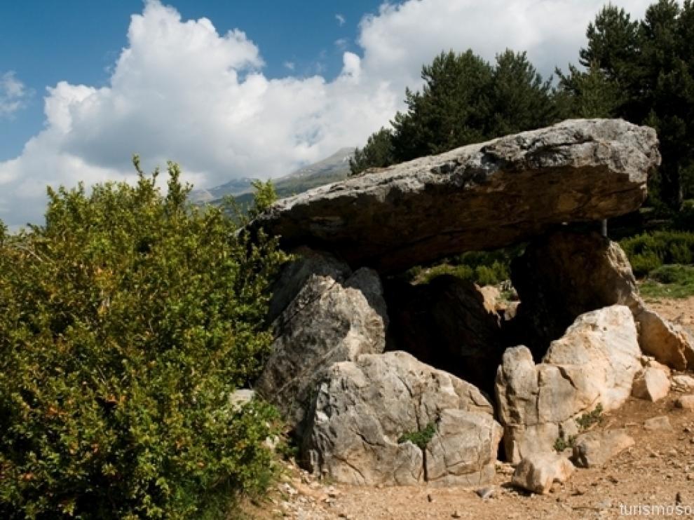 Dolmen de Tella.
