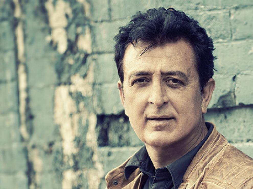 El artista actuará en Zaragoza el próximo 29 de abril