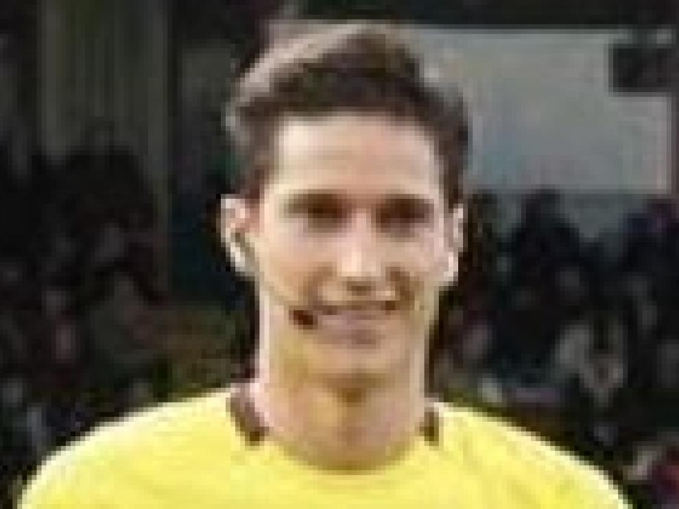 Munuera Montero, árbitro jiennese que dirigirá el Real Zaragoza-Alcorcón del próximo domingo.