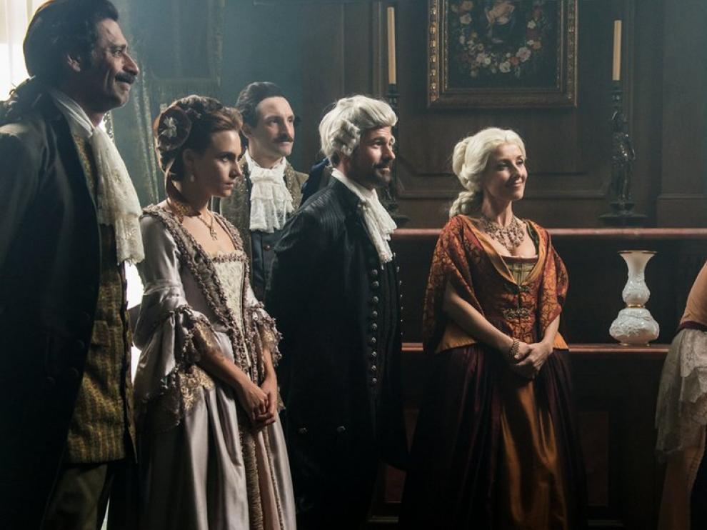 Vuelve la segunda temporada de 'El Ministerio del Tiempo' a TVE.