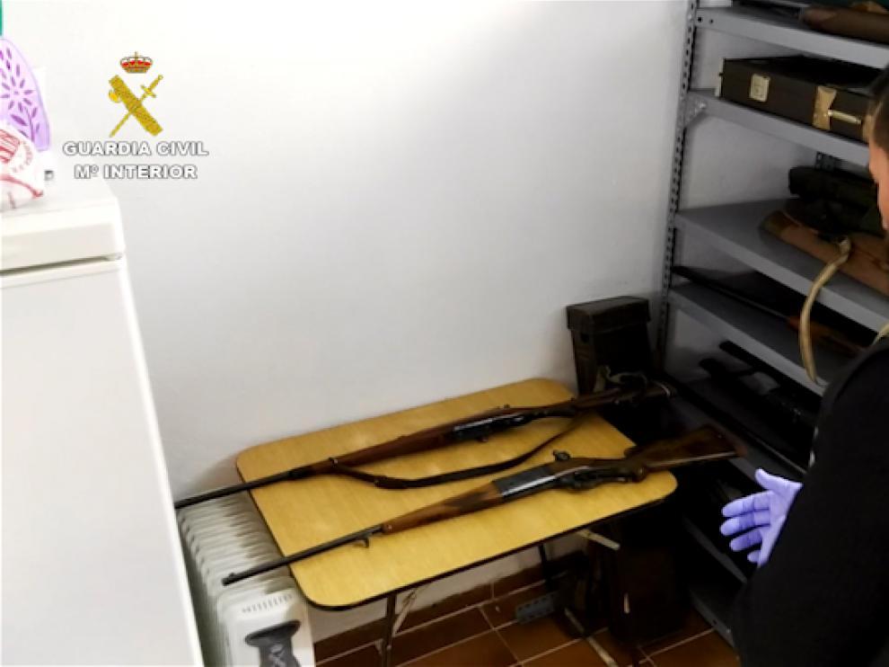 Los detenidos son hombres de entre 20 y 46 años domiciliados en las localidades de Barbastro, Binéfar, Monzón y Tamarite de Litera.