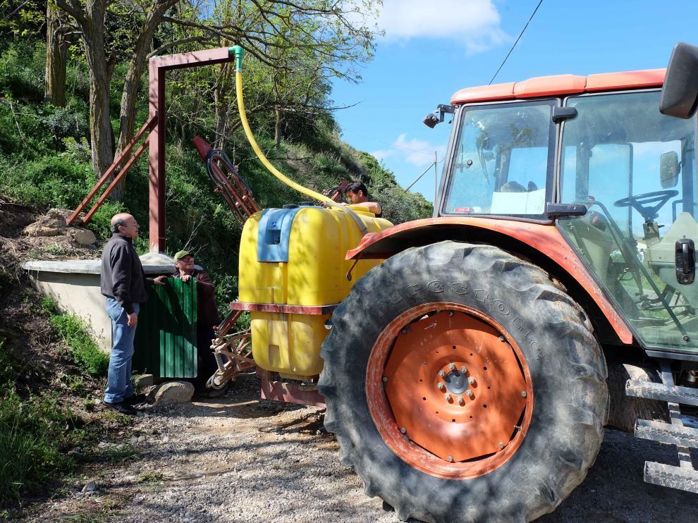 El objetivo de las labores es mejorar el servicio a los agricultores.