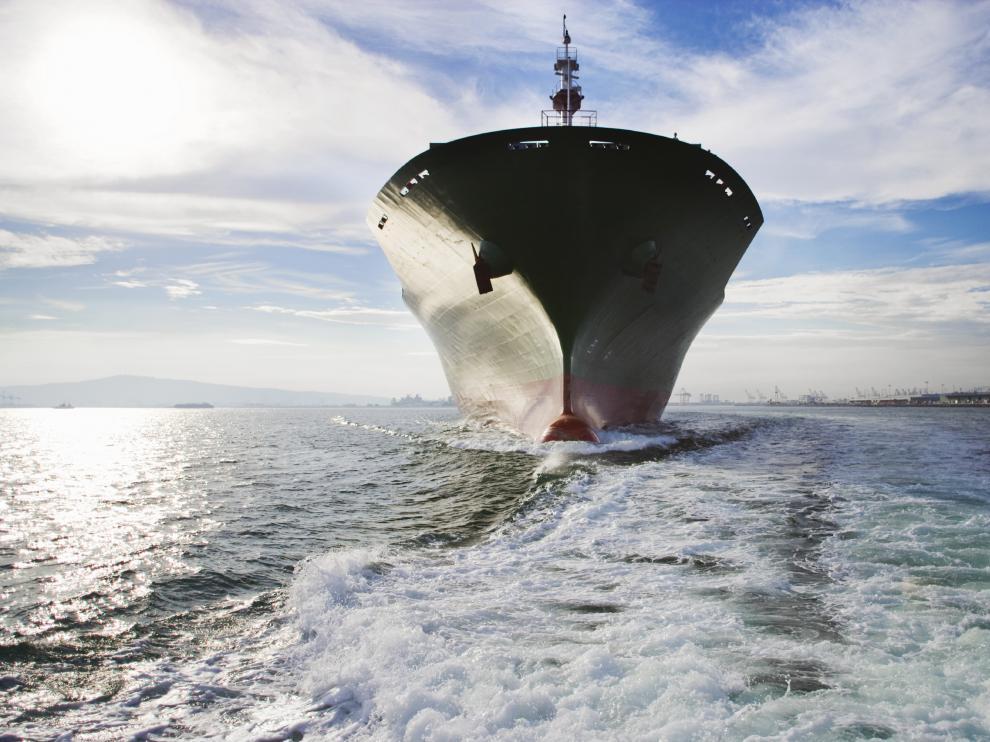 La transitaria aragonesa se dedica a ayudar a las empresas que desean exportar sus productos por vía marítima.