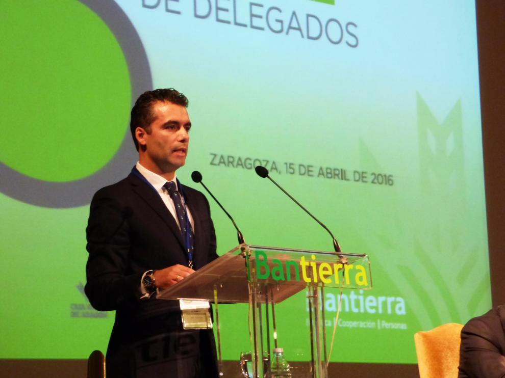 Luis Ignacio Lucas, director general de Bantierra