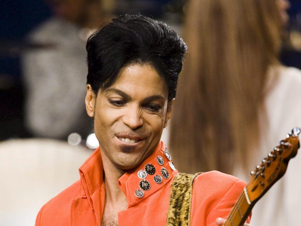 Prince, en Miami en 2007.