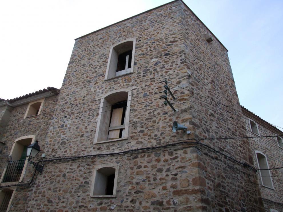 El torreón se incluyó entre los problemas vistos por Patrimonio.