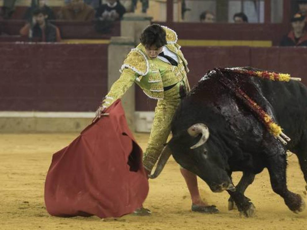 Juan del Álamo entró a última hora en el lugar de David Mora.