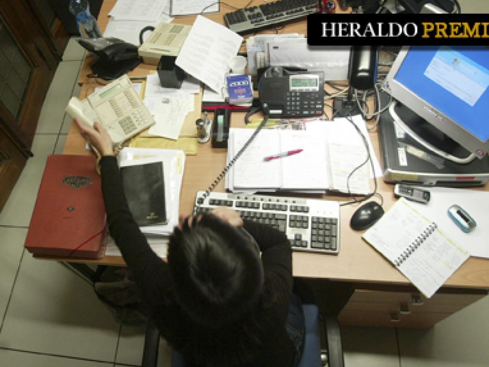 Los aragoneses se muestran partidarios de adelantar el fin de la jornada laboral