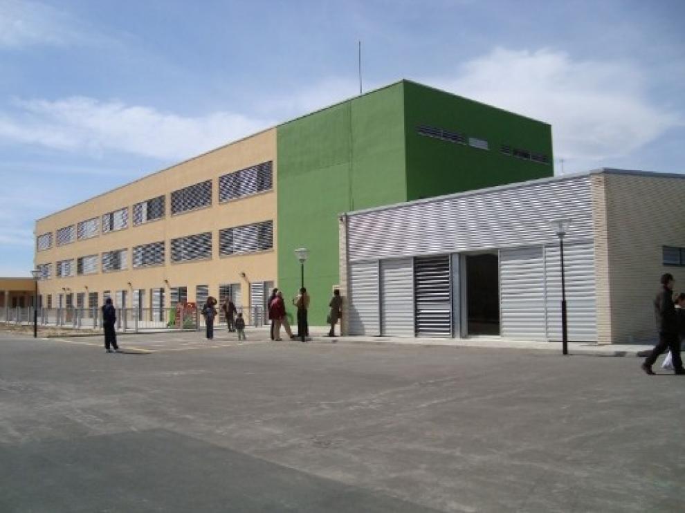 Colegio Ánfora de Cuarte de Huerva.