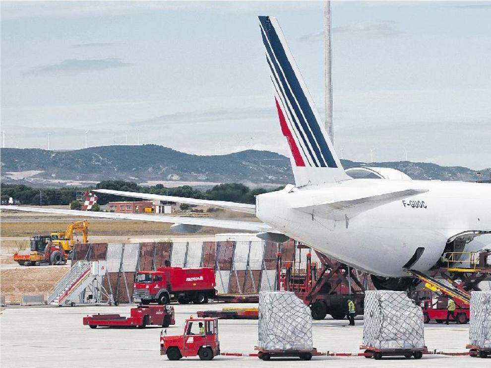 Innovación logística con destino al territorio aragonés