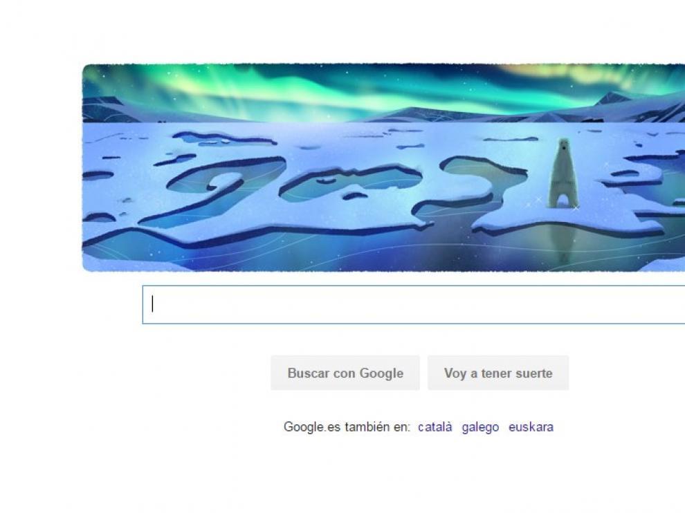 ?Google celebra con cinco doodles de animales emblemáticos.