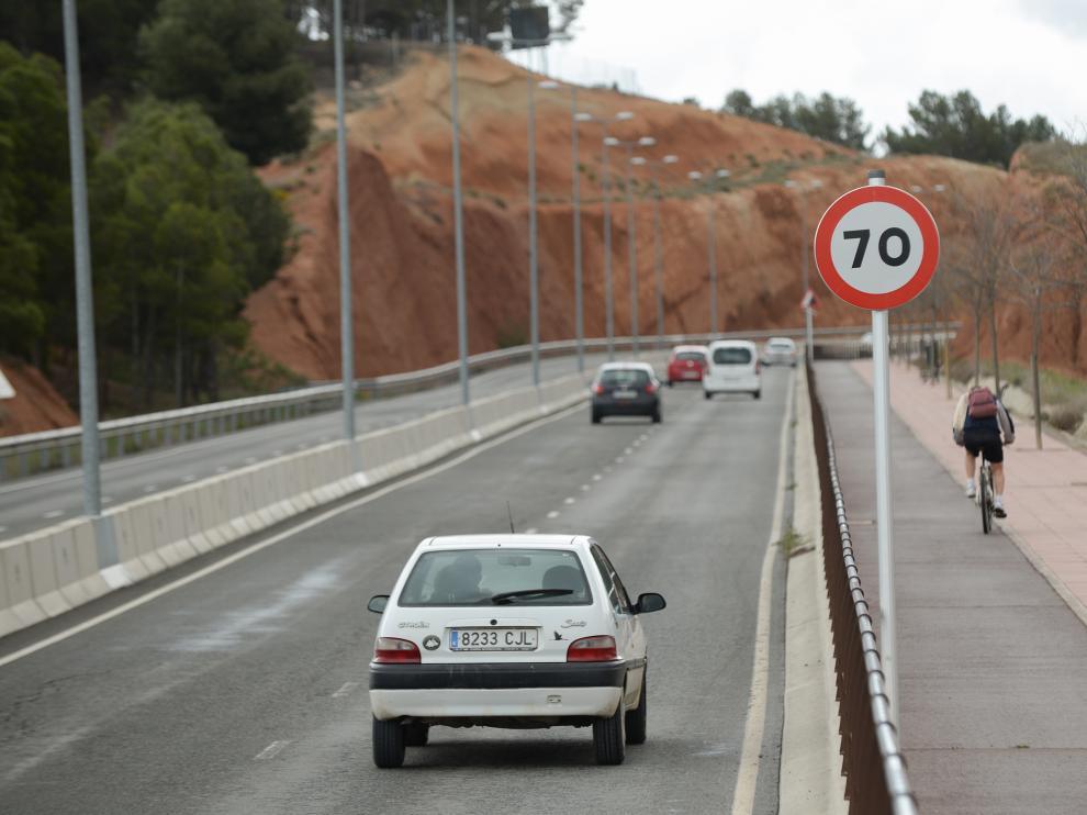 La velocidad máxima se reducirá a 50 kilómetros por hora para mejorar la seguridad de la Perimetral.