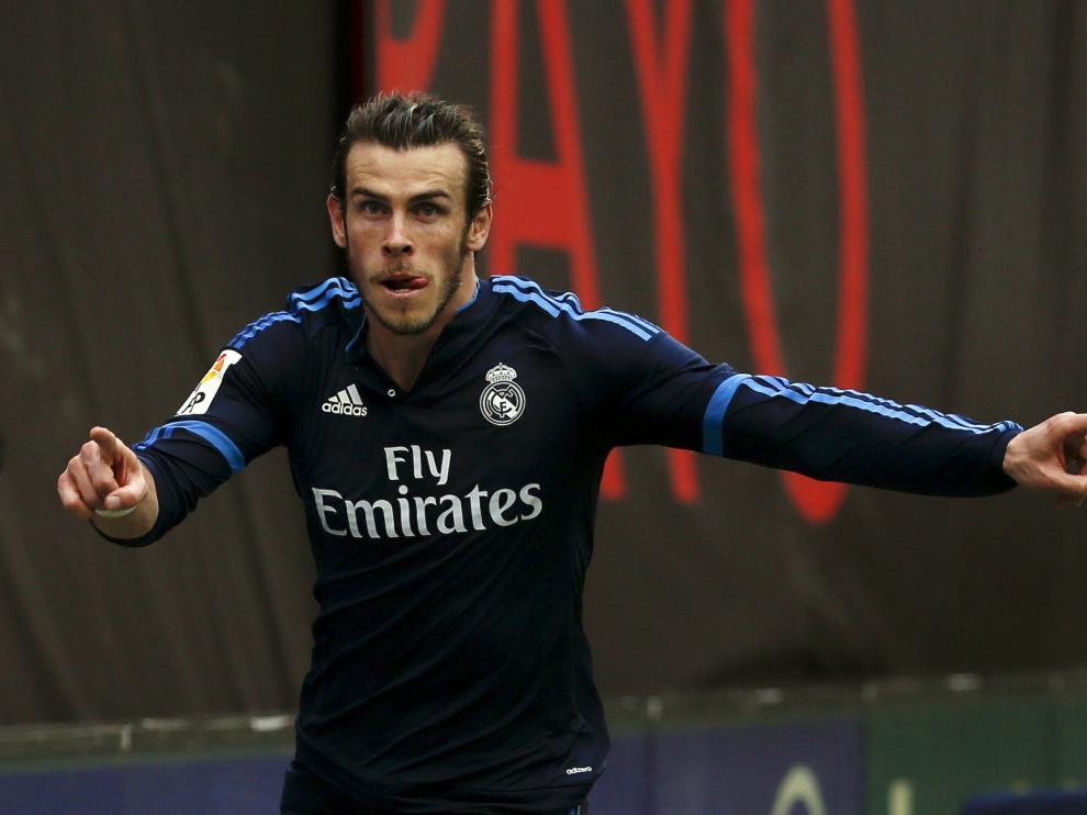 Bale salva al Madrid en Vallecas