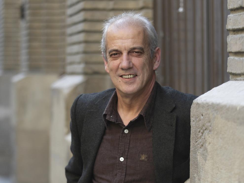 El exjugador del Real Zaragoza Juan Señor, en una imagen de archivo