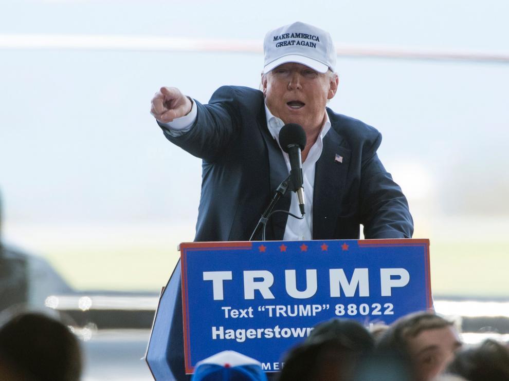 Rivales se unen contra Trump para sumar delegados en víspera de más primarias