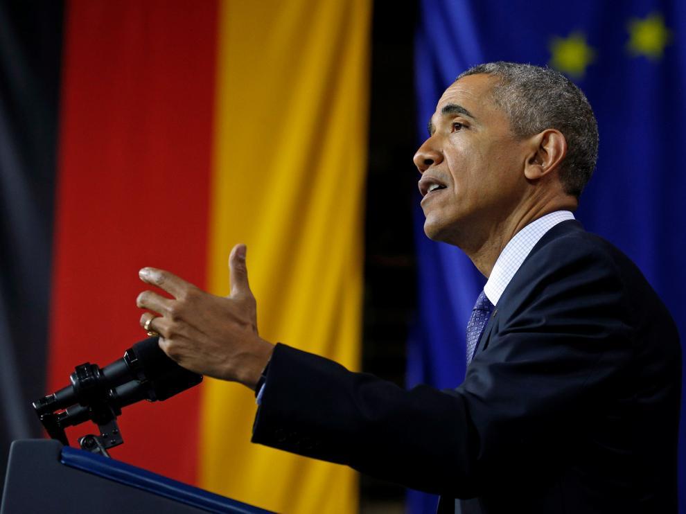 Obama en una imagen de archivo.