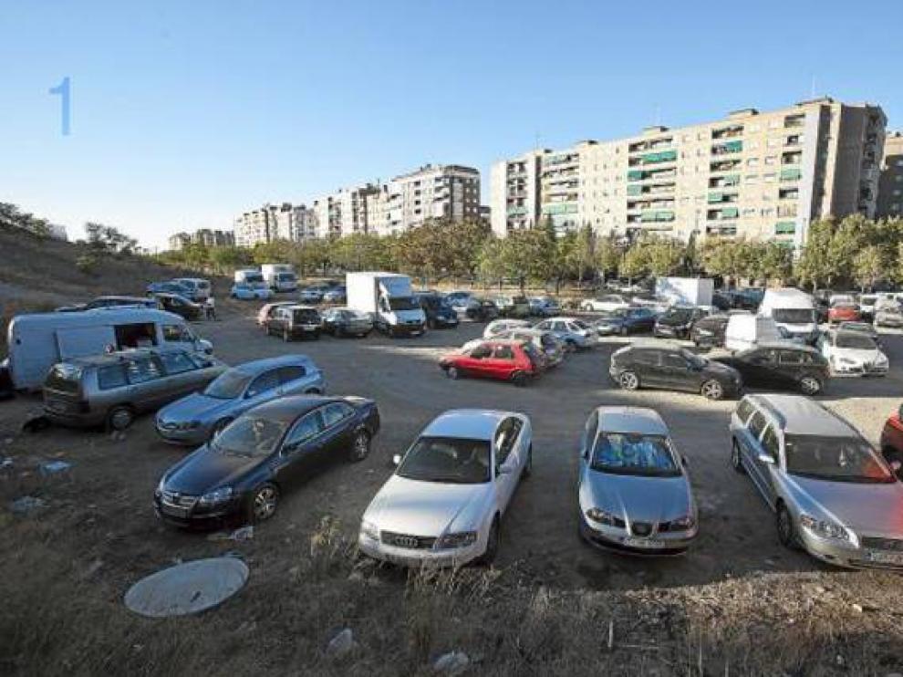 Los aparcamientos, zonas de riesgo por el robo de vehículos