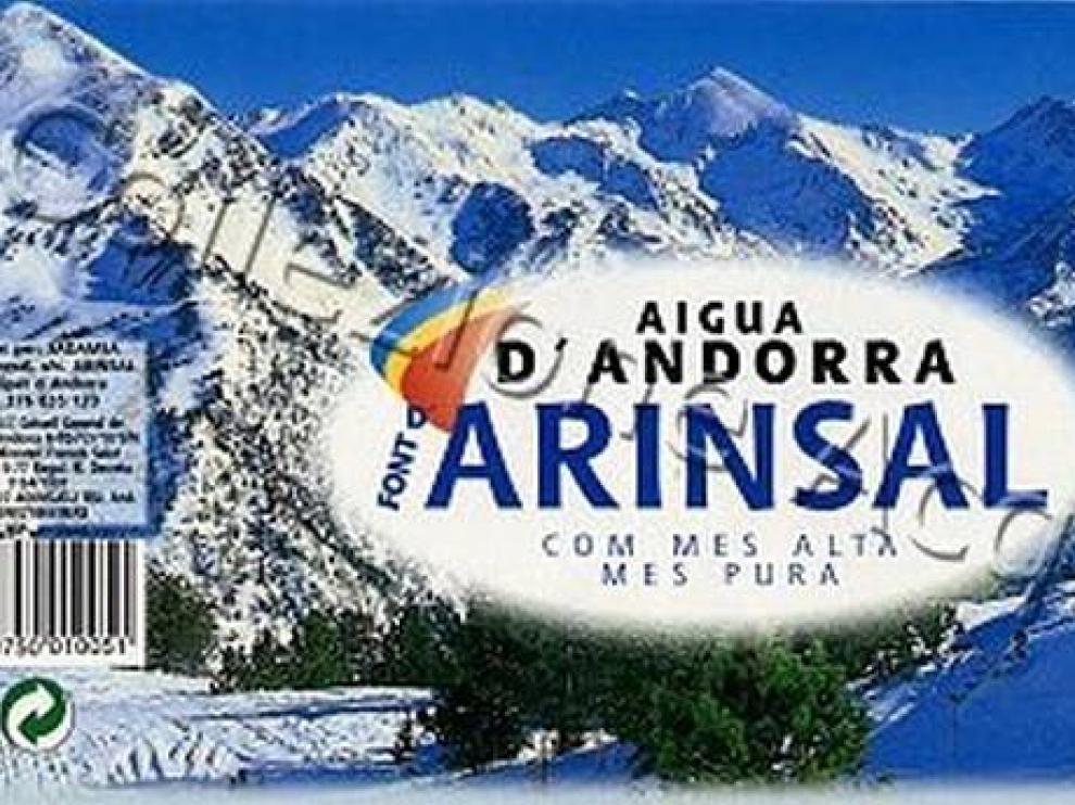 Se trata del acuífero Font d'Arinsal, en Andorra.