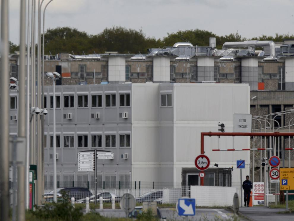 Abdeslam ha sido encarcelado en la prisión de Fleury-Mérogis.