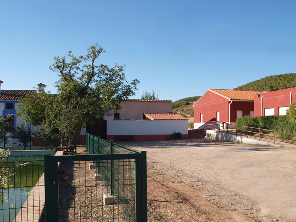 La Zarandilla es el albergue municipal de Munébrega.