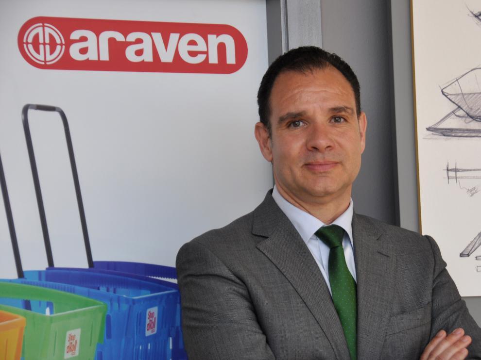 Javier Villanova, consejero delegado de Araven.