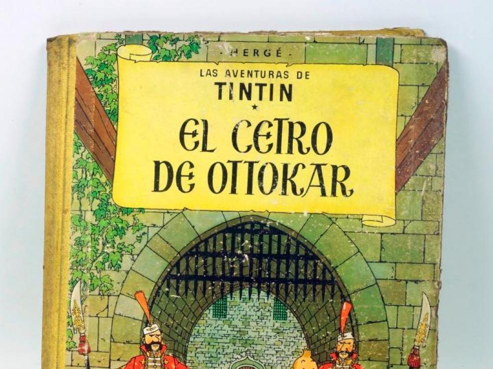 'El cetro de Ottokar'