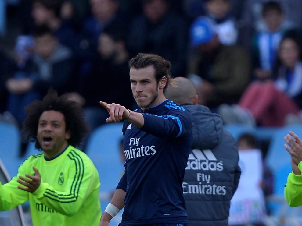 Bale en una imagen de este sábado.