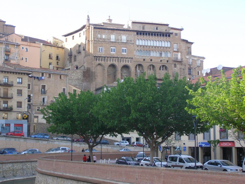Palacio episcopal de Tarazona.