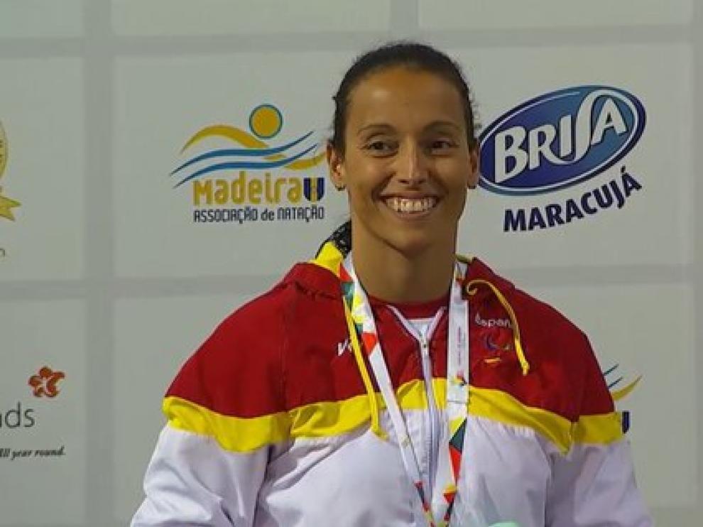 Teresa Perales en una imagen de archivo.