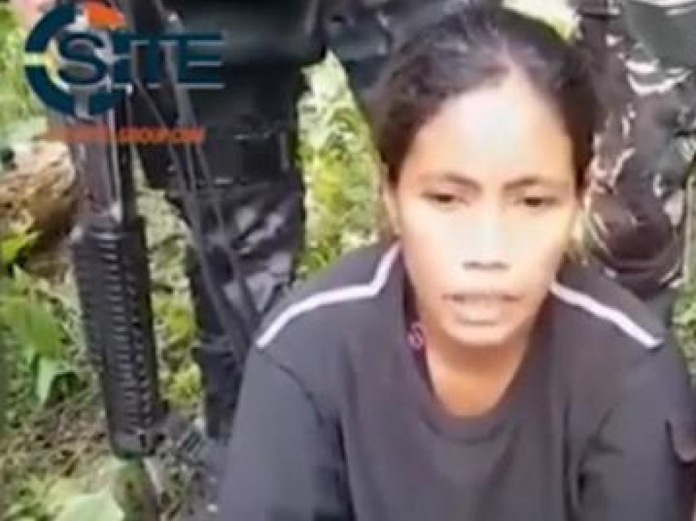 Nuevo vídeo-amenaza de Abu Sayaf, el grupo yihadista filipino