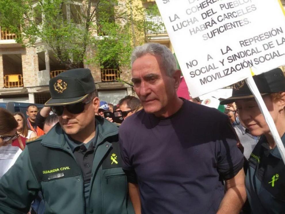 Diego Cañamero en una imagen de archivo.