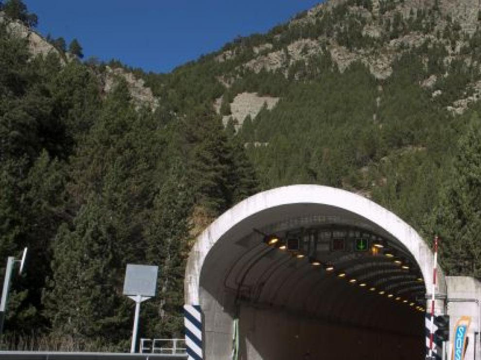 Túnel de Bielsa-Aragnouet.