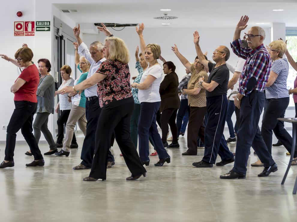 El IASS y La Caixa continúan promoviendo el envejecimiento activo.