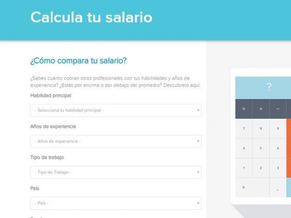La calculadora Nubelo es la última herramienta para conocer el salario en otro país