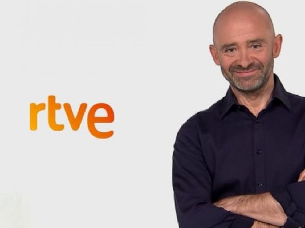 El presentador Antonio Lobato estrena programa en TVE.