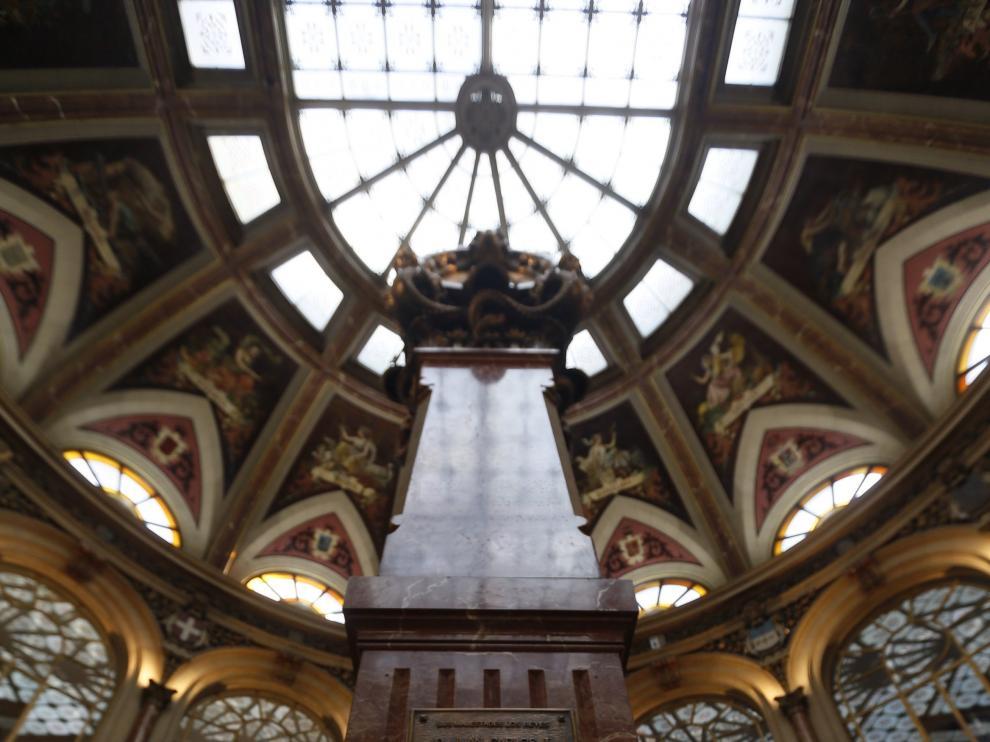 Sede de La Bolsa española