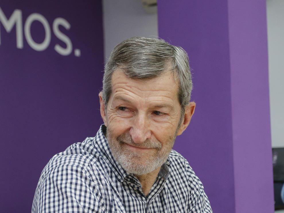 Julio Rodríguez en una imagen de archivo.