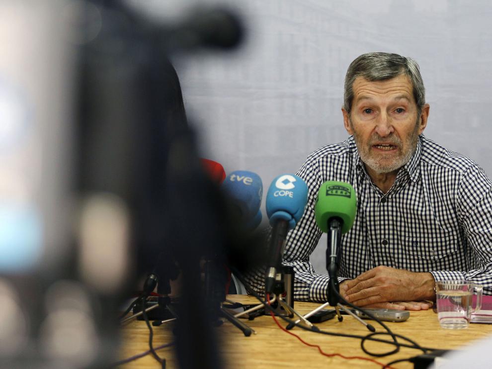 El ex Jefe del Estado Mayor de la Defensa (Jemad) Julio Rodríguez