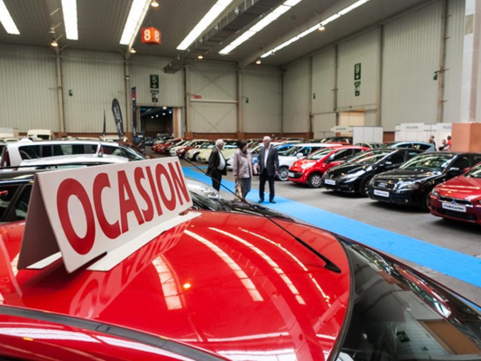 Salón Stock Car en Zaragoza