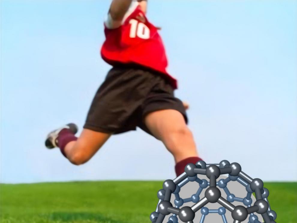 Reto químico con pelotas de carbono