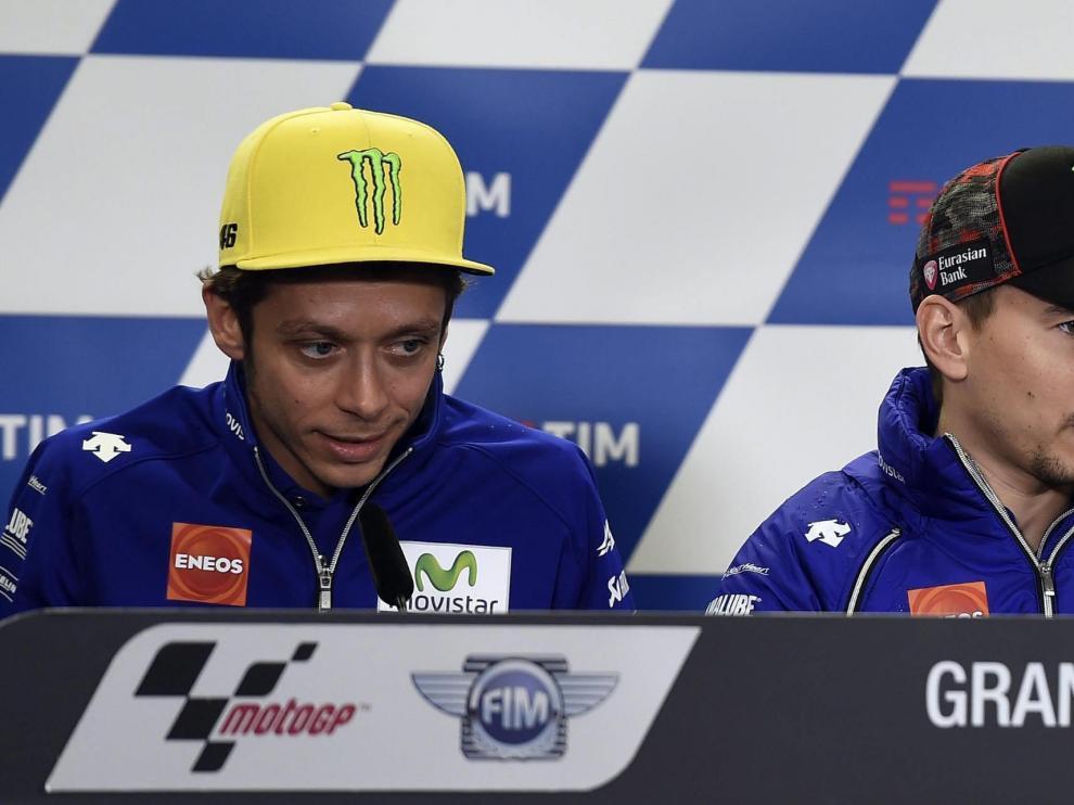 Lorenzo y Márquez en una imagen de archivo