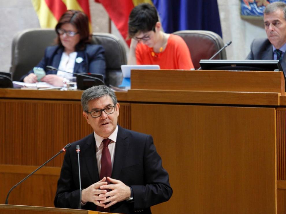 Vicente Guillén en una imagen de archivo.