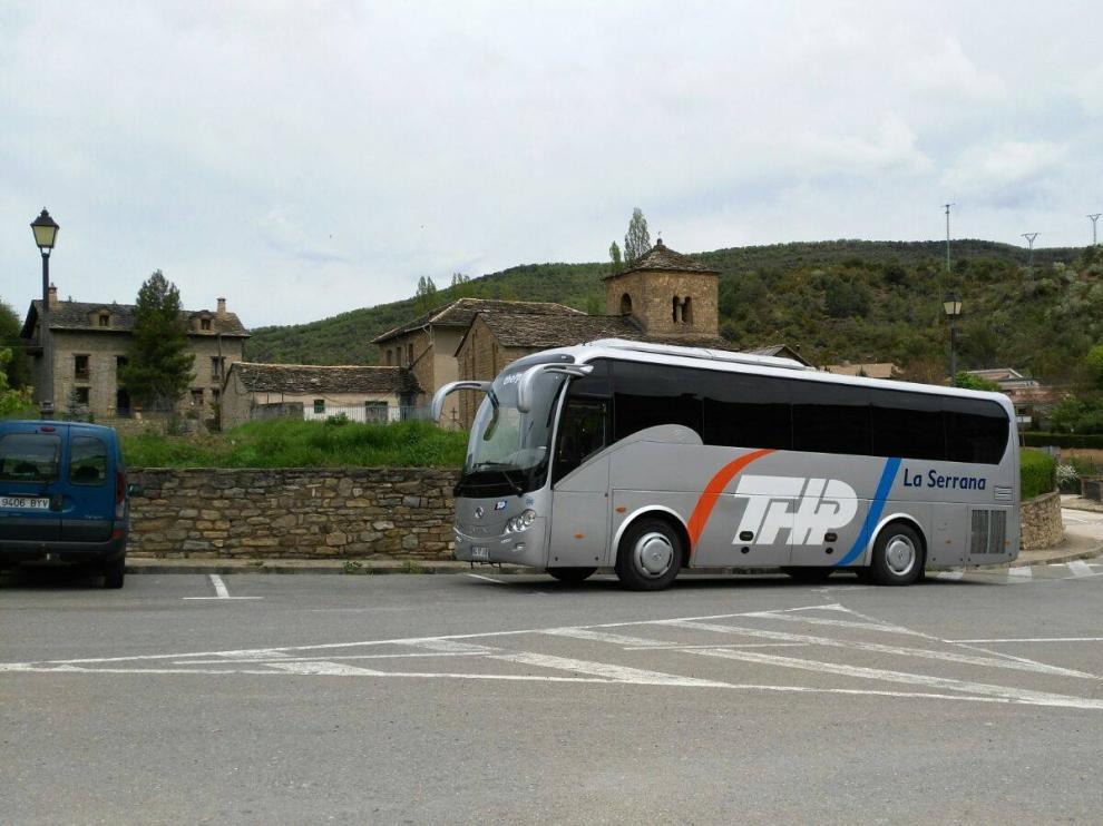 En agosto se cumplirán cuatro años desde que La Serrana (grupo Therpasa) suprimió las frecuencias de los sábados entre Soria y Burgos.