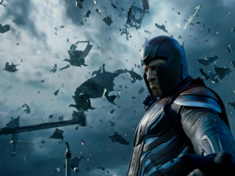 Imagen de 'X-Men: Apocalipsis', que llega a los cines este viernes, 20 de mayo.
