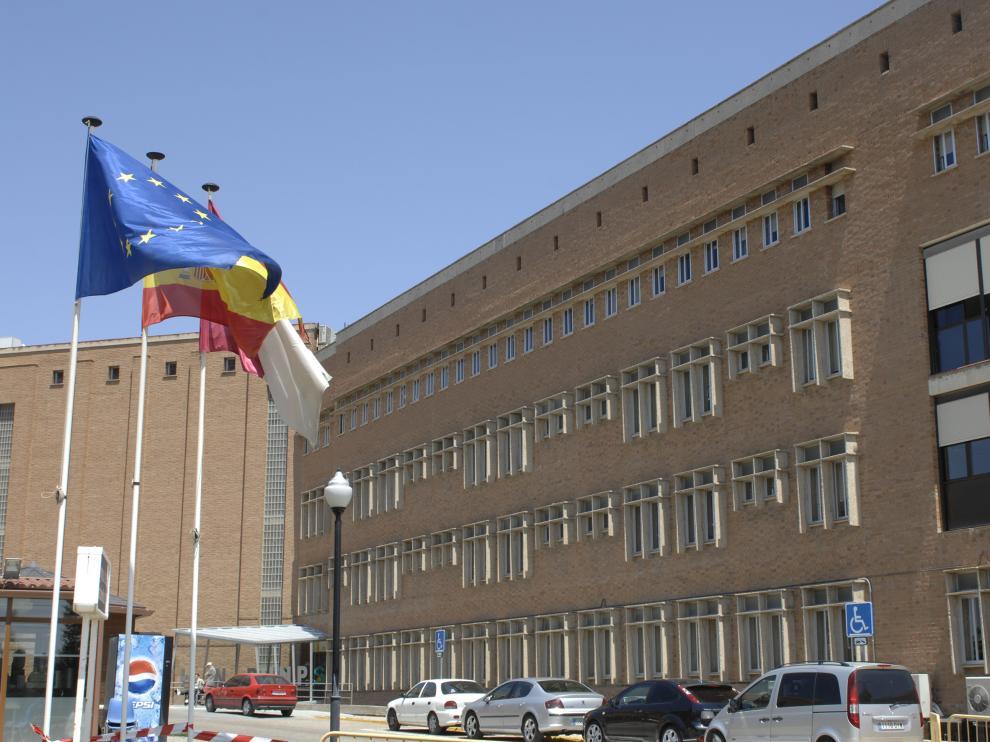 Hospital Nacional de Parapléjicos de Toledo.