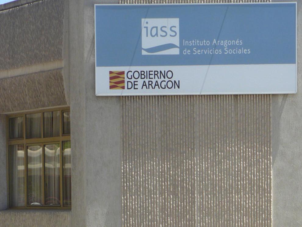 Instituto Aragonés de Servicios Sociales (IASS).