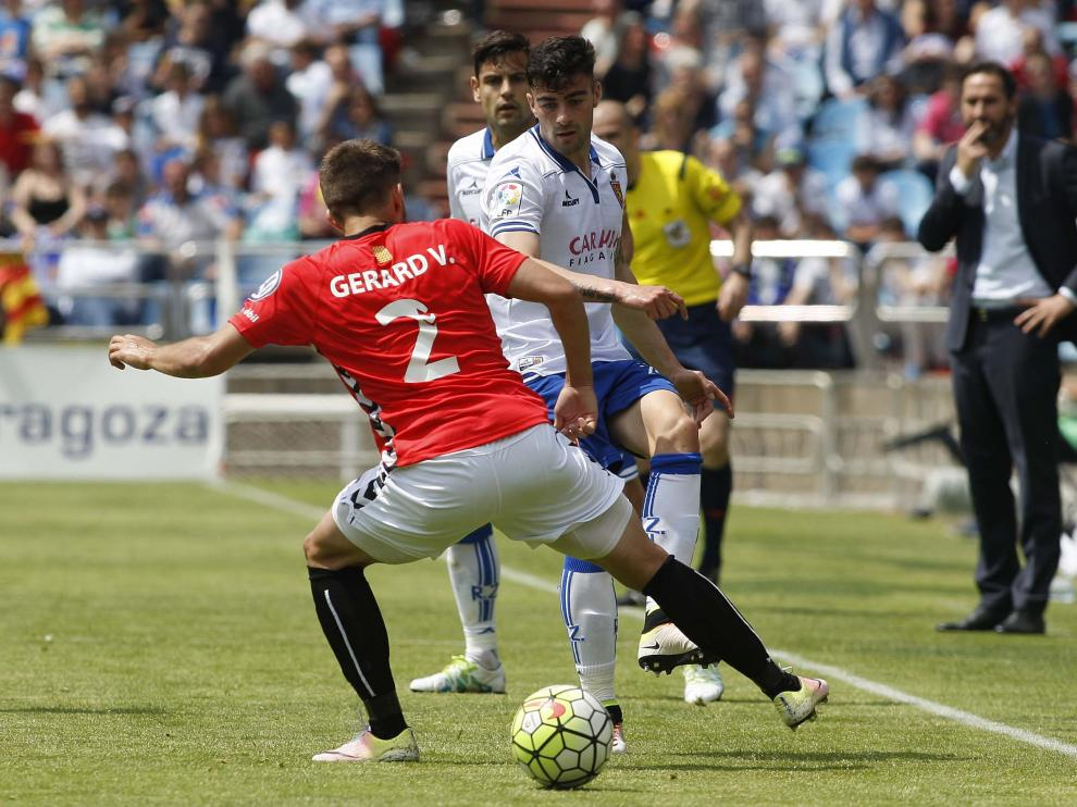 Real Zaragoza-Nástic